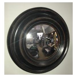 Miroir rond Antique