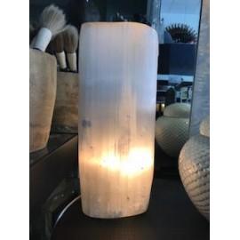 Lampe Selenite
