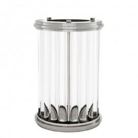 "Vase bougie ""Hurricane Ruhlmann Crystal L"""