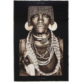 Hamar Woman Ethiopia