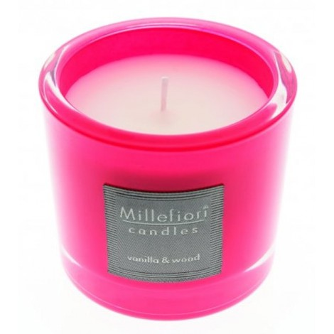 Bougies parfumées en verre MILLEFIORI