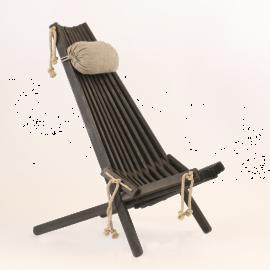 """Chaise-longue """"pliable"""""""
