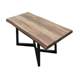 ALEXUS Table basse bois