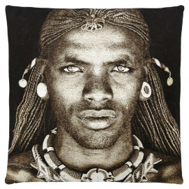 Coussin Samburu Warrior