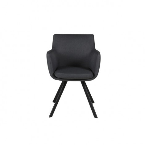 Fauteuil Carl tissus