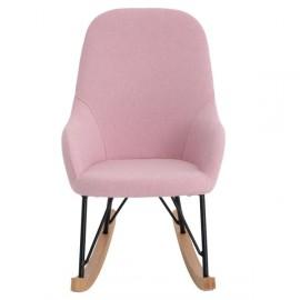 Mini Rocking Chair Evy rose