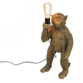 LAMPE MONKEY DEBOUT