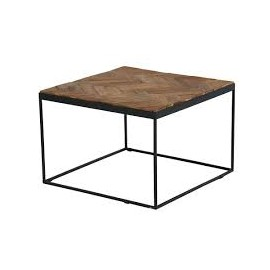 TABLE BASSE CARRE