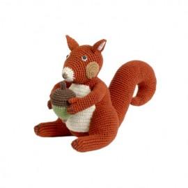 Ecureuil en Crochet - Anne-Claire Petit