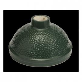 couvercle big green egg avec cheminée