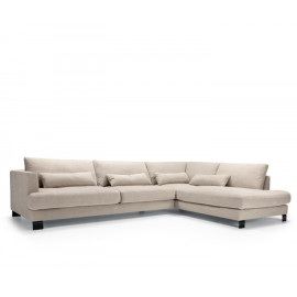 Canapé  SITS d'angle fixe BRANDON