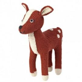 Peluche crochet BAMBI - Anne-Claire Petit