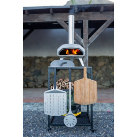 FOUR OONI PIZZA KARU 12 MULTICOMBUSTIBLE