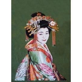 Tenture murale Geisha FS HOME
