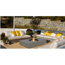 Martini 50 Fire Pit Table