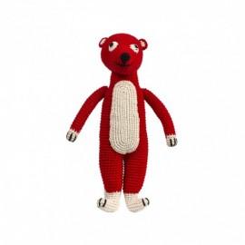 Suricate en crochet - Anne-Claire Petit