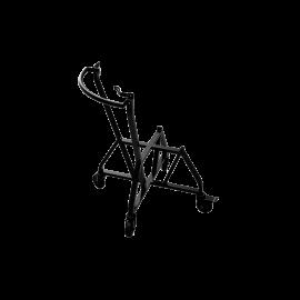 Chariot à poignée intégrée