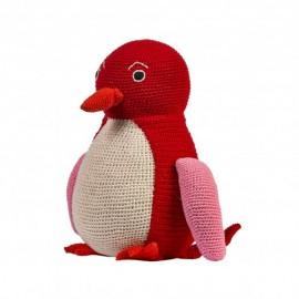 Pingouin en Crochet - Anne-Claire Petit