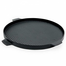 Plancha plaque de cuisson en fonte D.35 - Big Green Egg