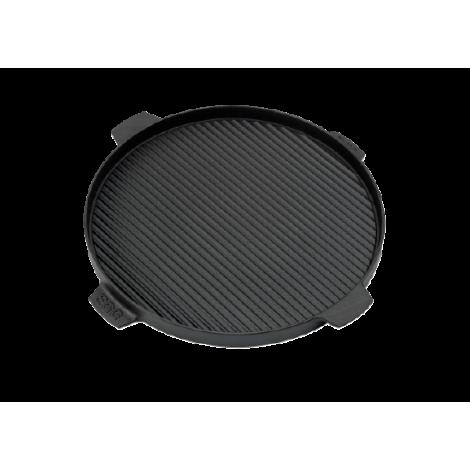 Plancha plaque de cuisson en fonte D.35