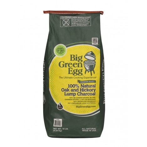 BIG GREEN EGG- CHARBON DE BOIS 9KG