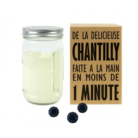 Shaker à Chantilly - Cookut