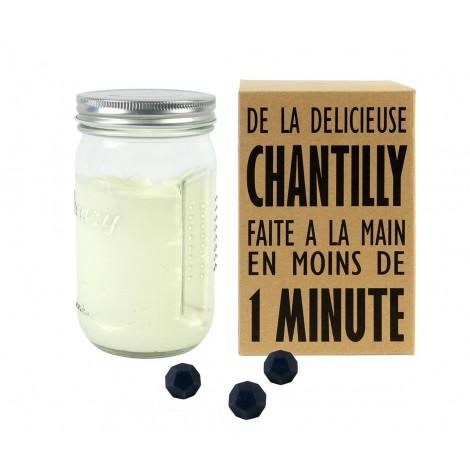 Shaker à Chantilly - Cookut