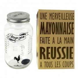 Mayozen - Shaker à Mayonnaise - Cookut