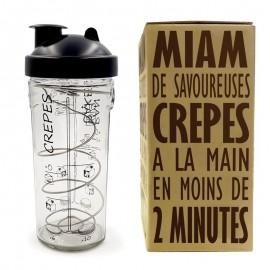 Miam - Shaker à Crêpes et Pancakes - Cookut